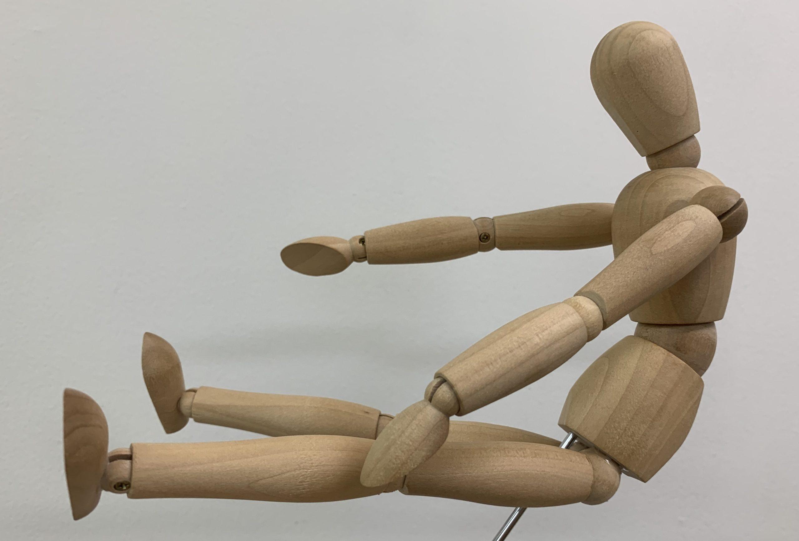 体が硬くて、骨盤が立たない、腰が落ちてしまう方におススメの体操